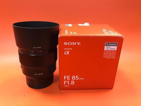 Sony SEL85F18 новый РСТ