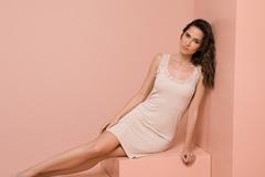 Женская ночная сорочка E16B-12X101