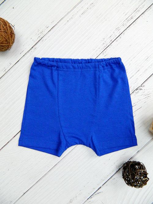 Трусы-шорты для мальчика, 2635, синие