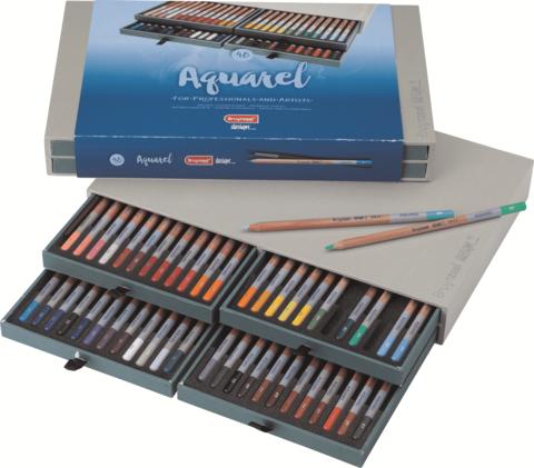 Набор акварельных карандашей Design 48 цветов в подарочной упаковке
