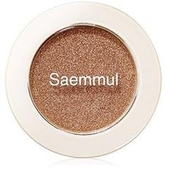 Тени для век The Saem Saemmul Single Shadow Shimmer Br05 мерцающие 2 г.р