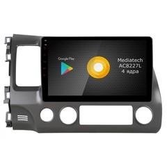 Штатная магнитола на Android 8.1 для Honda Civic 8 Roximo S10 RS-1911