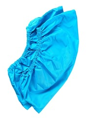 Бахилы (35-46 размер) взрослые Голубые (с мешочком) Little Pirate