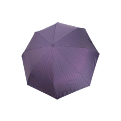 Зонт автомат в полоску, ТРИ СЛОНА, диаметр купола - 130 см, 603-2