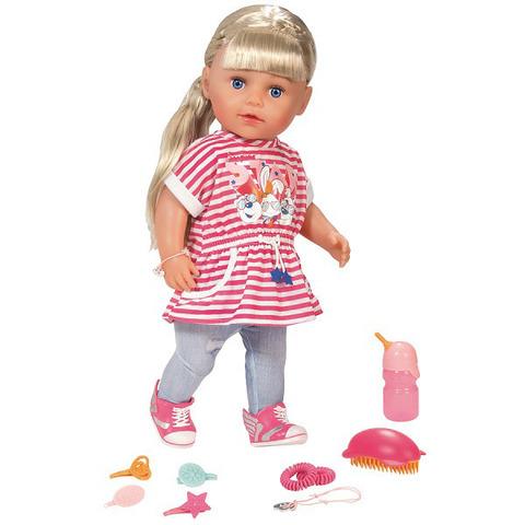 Беби Бон Сестричка Блондинка в розовом платье