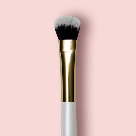 Oh My brush Кисть плоская для нанесения консилера Flat Concealer Brush 102