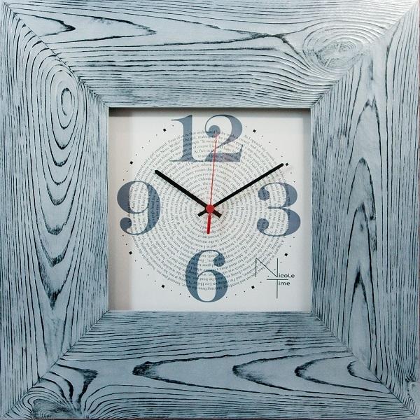 Настенные часы Nicole Time NT050