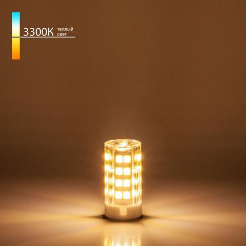 Светодиодная лампа JCD 7W 3300K G9 BLG901