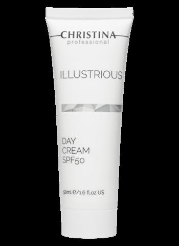 Сhristina Дневной крем SPF 50 | Illustrious Day Cream SPF 50