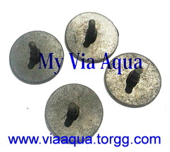 Резиновый грибок, клапан ViaAqua VA-8000, Atman НР-8000