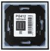 Пульт кнопочный nooLite PG412 (4 канала, чёрный)