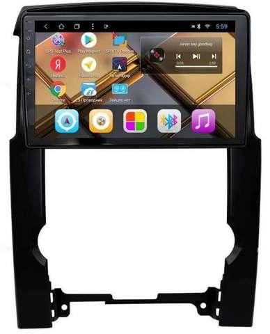 Магнитола Kia Sorento 2009-2012 Android 9.0 2/32 модель CB3076T8