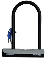 Велозамок-скоба Oxford Shackle 12 Large 310mm x 190mm