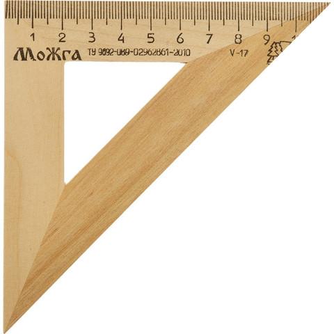 Треугольник Можга деревянный 11 см