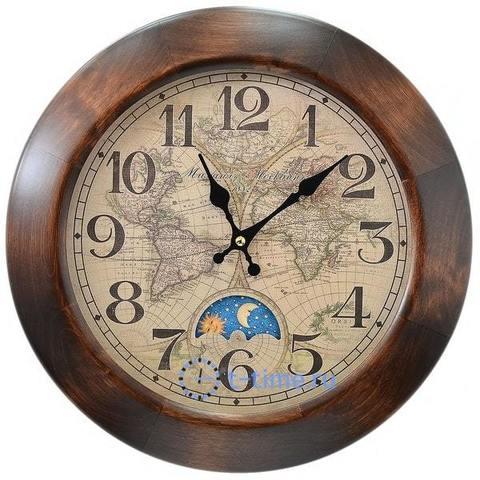 Настенные часы Михаил Москвин 70286ЛК1