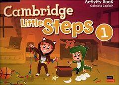 Cambridge Little Steps 1 Activity Book