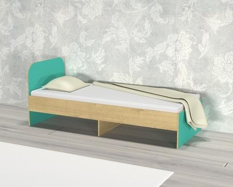 Кровать ИСЛАНДИЯ-4-2000-0800 /2032*800*836/