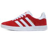 Кроссовки Женские Adidas Gazelle Red White