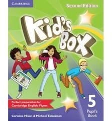 Kid's Box 2ed 5 Pupils Bk