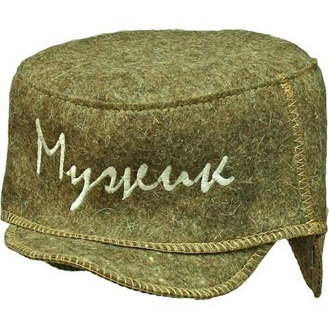 Войлочная кепка Мужик