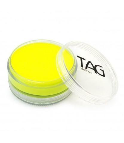 Аквагрим TAG 90гр неоновый желтый