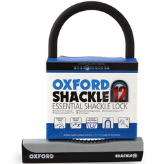 Велозамок-скоба Oxford Shackle 12 Large 310mm x 190mm - 2
