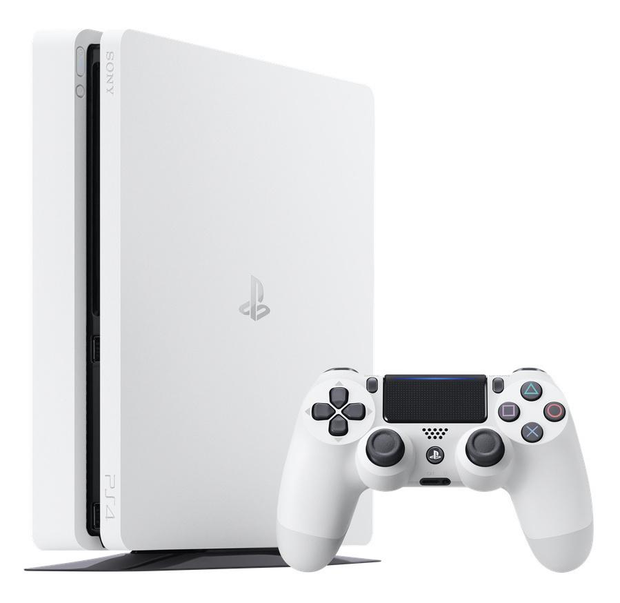 Sony Playstation 4 Slim 500GB White slim_white.jpg