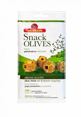 Зеленые оливки без косточки 80 гр