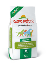 Сухой корм Almo Nature Holistic - Medium&Lamb