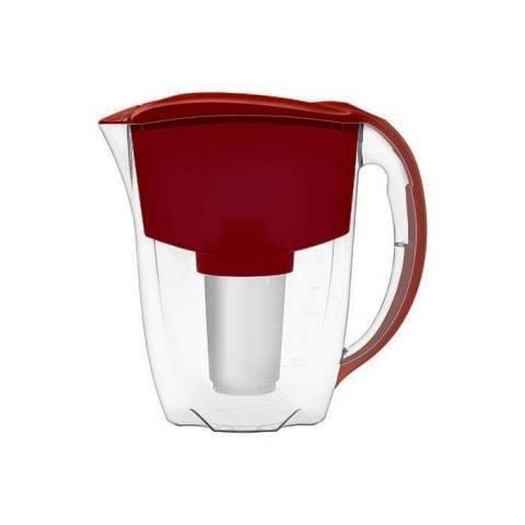 Водоочиститель Кувшин модель Аквафор Триумф (рубиново-красный)