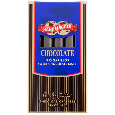Сигары Handelsgold Chocolate Cigarillos