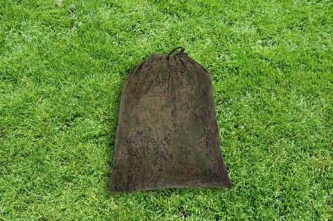 Походный гамак с москитной сеткой камуфляж (цифра) RG11T