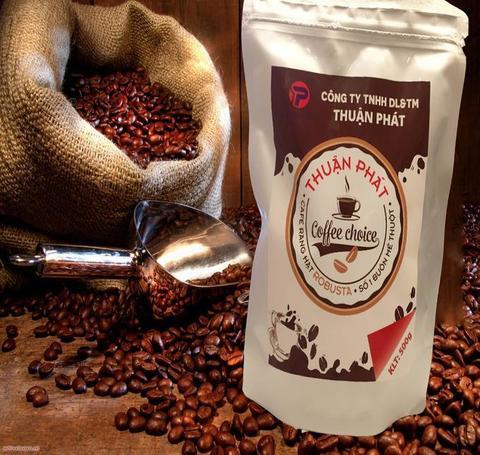 Кофе в зернах Thuan Phat