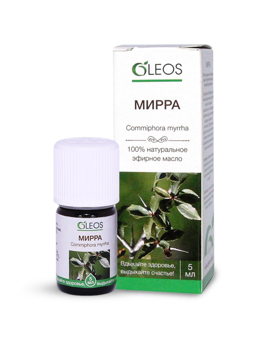 Эфирное масло Мирра Oleos