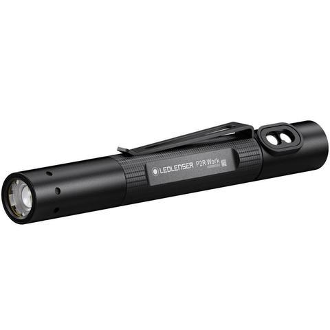 Фонарь светодиодный LED Lenser P2R Work, 110 лм, аккумулятор