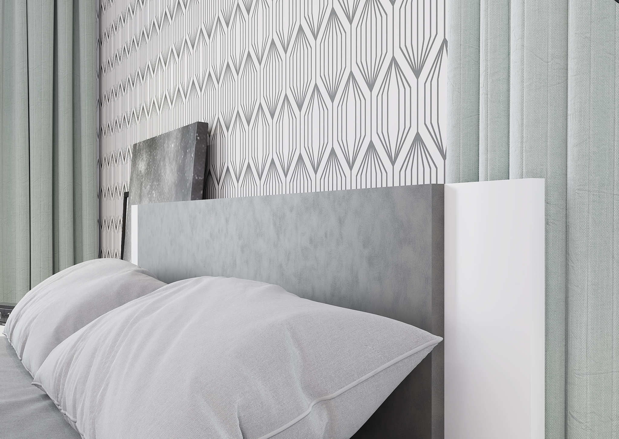 Кровать NOVA 1.6м.