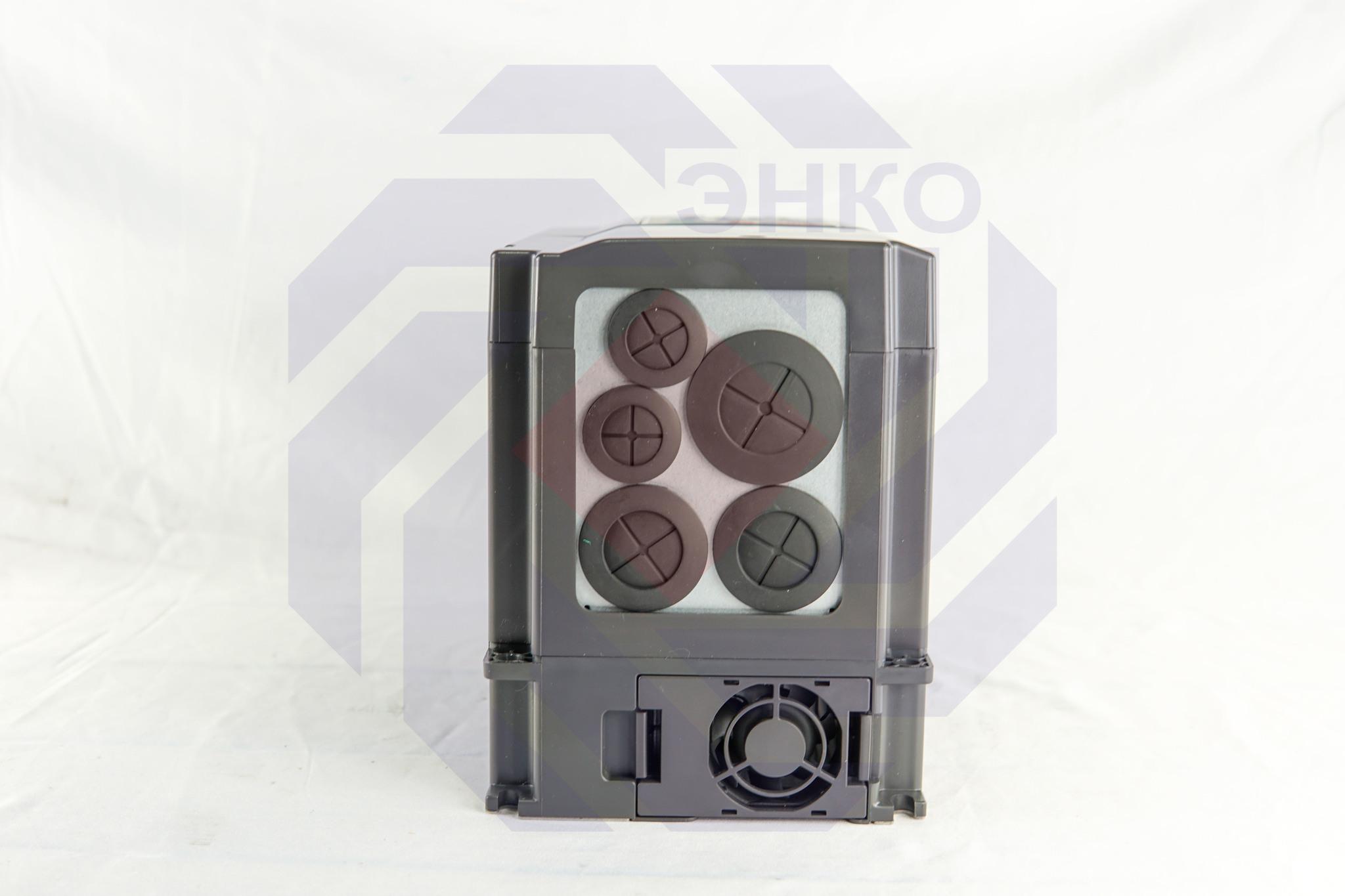 Преобразователь частоты DELTA CP2000 5,5 кВт