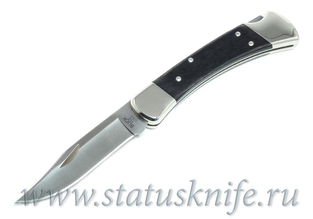 Нож BUCK 0110 Folding Hunter S30V - фотография