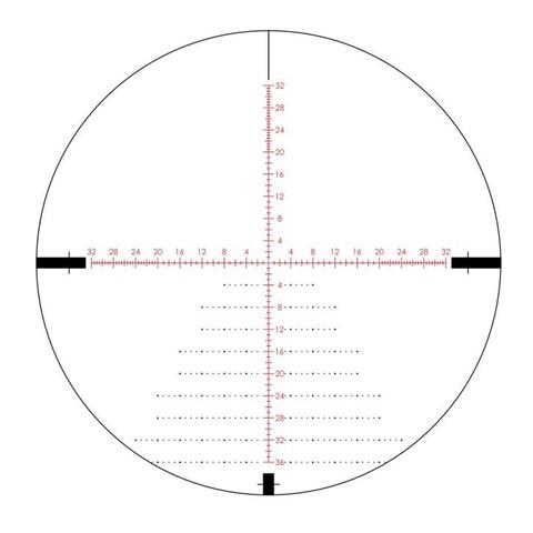 Vortex Viper PST Gen.II 5-25x50 FFP EBR-2C MOA (PST-5255)