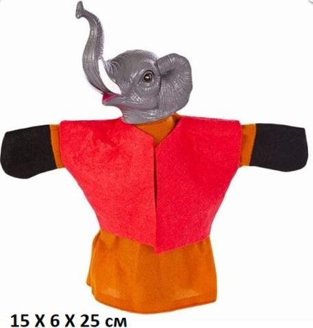 Кукла-перчатка Слон (НИ)