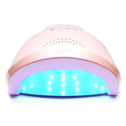 Лампа SUN ONE uv/led 48вт Нежно-розовая
