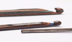 Набор деревянных крючков DROPS DESIGN  ROMANCE CROCHET SET (5 крючков)