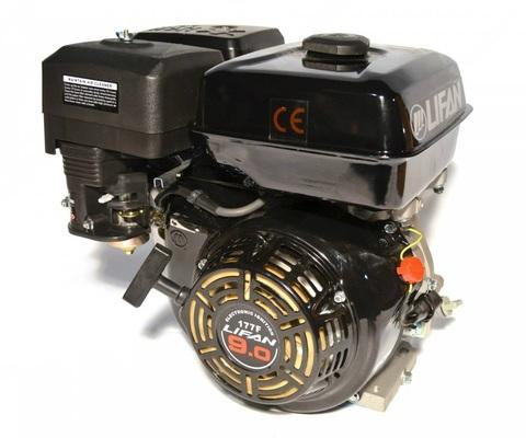 Двигатель LIFAN 177F (9.0 л.с.)