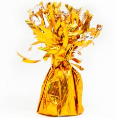 Грузик Конус, Фольгированный, Золото, Голография,170 гр, 1 шт