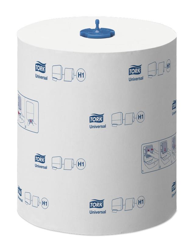 Tork Matic® полотенца в рулонах ультрадлина, качество Universal.