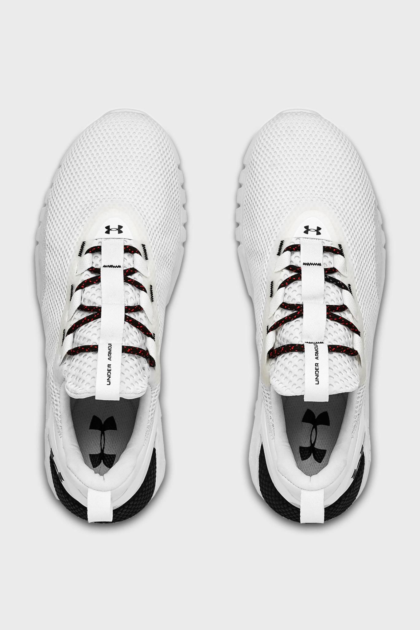 Мужские белые кроссовки UA HOVR STRT-WHT Under Armour