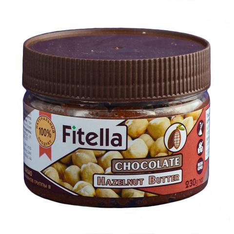 Паста  Fitella Фундучная с какао 200г