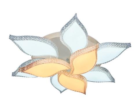 Потолочный светодиодный светильник с пультом FK215/9 WH белый 162W 1030*760*90 (ПДУ РАДИО 2.4)