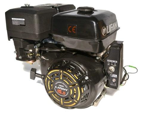 Двигатель LIFAN 190FD (15.0 л.с.) + электростартер