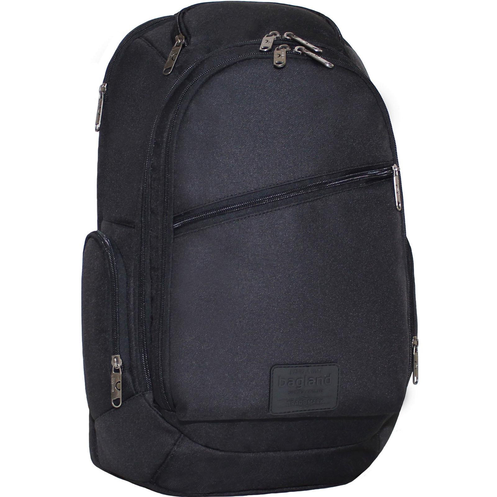 Городские рюкзаки Рюкзак для ноутбука Bagland Tibo 23 л. Чёрный (0019066) IMG_6303.JPG